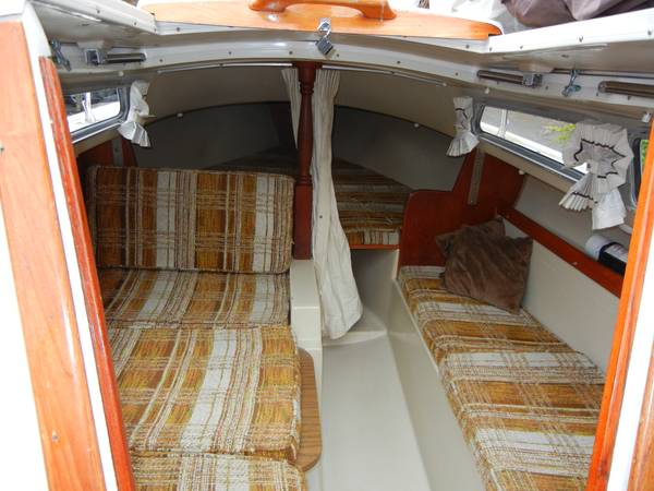 how to sew cabin cushion covers the tingy sailor