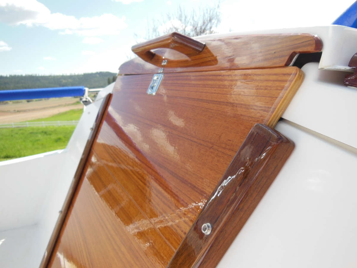 Restore Your Exterior Teak To Better Than New The Tingy
