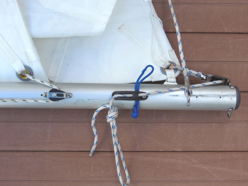 Single Line Jiffy Reefing Made Easy – The $tingy Sailor