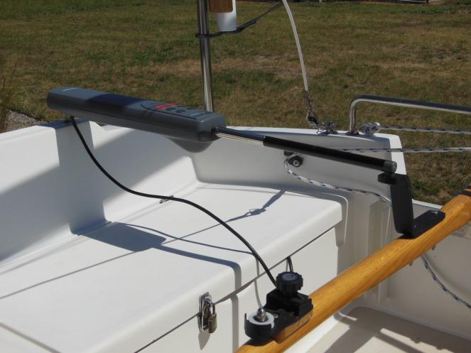 Raymarine ST1000+ Tiller Pilot