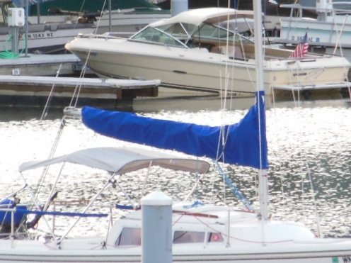 Mainsail cover solution