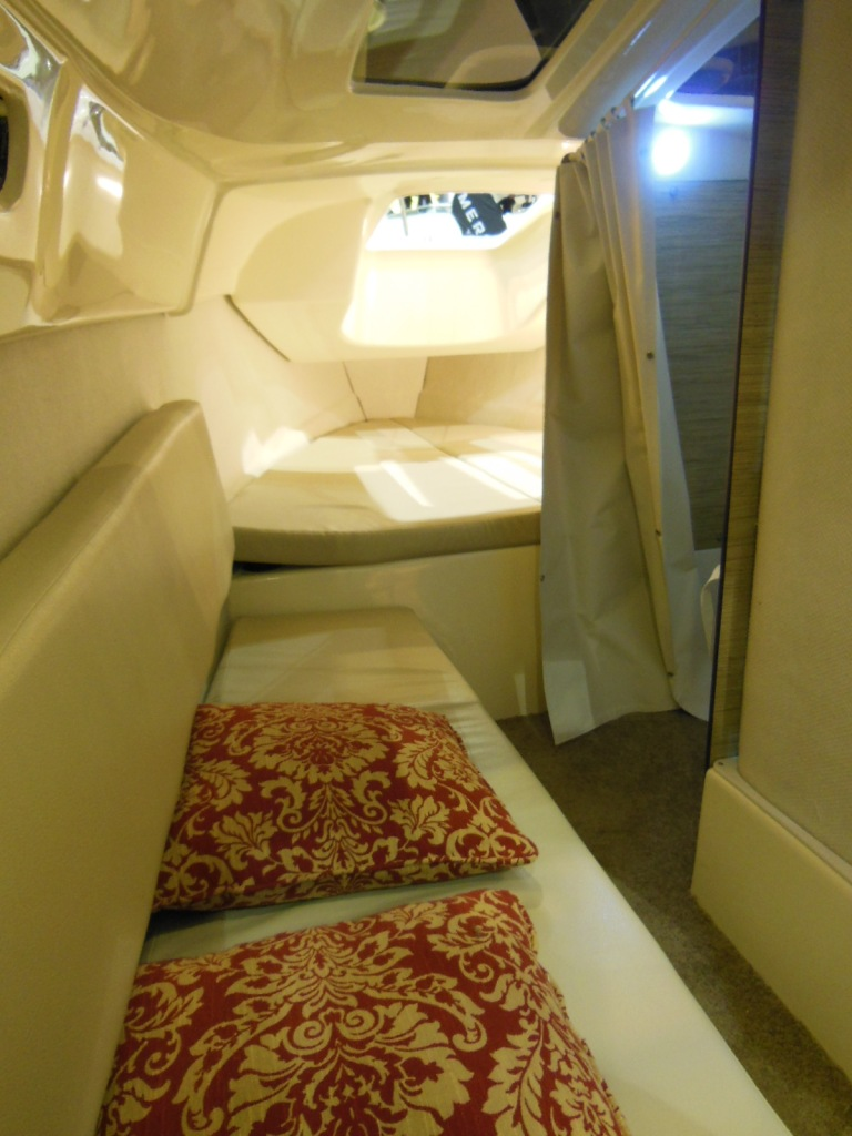 The Tattoo (MacGregor) 26 is modest, spacious, and comfortable