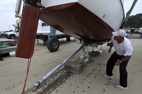 five swing keel maintenance blunders and how to prevent them the