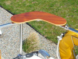 DIY stern perch seats