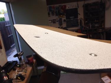 DIY non-skid paint