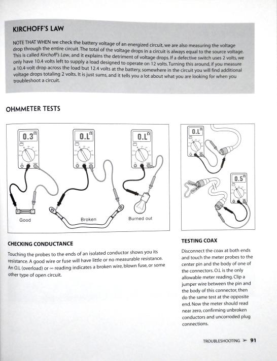 Book Review  Sailboat Electrics Simplified  U2013 The  Tingy Sailor